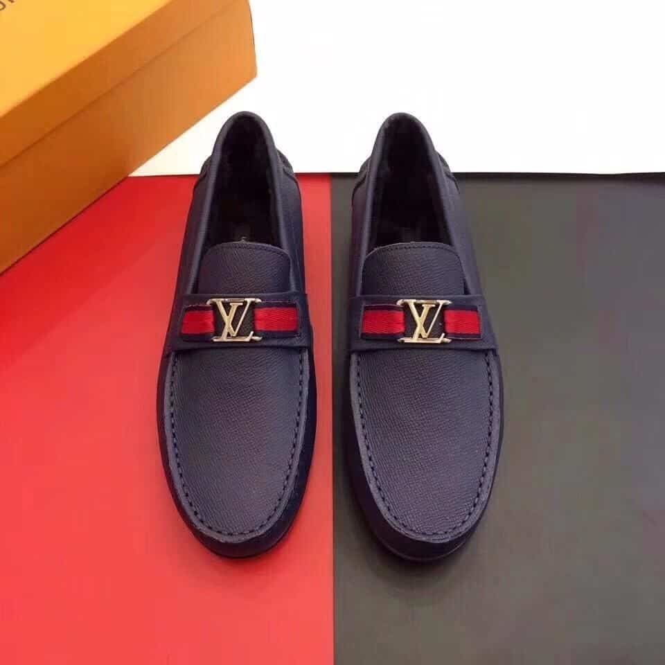 Giầy Louis Vuitton nam - Louis Vuitton Monte Carlo Loafer được ưa chuộng nhất hiện nay