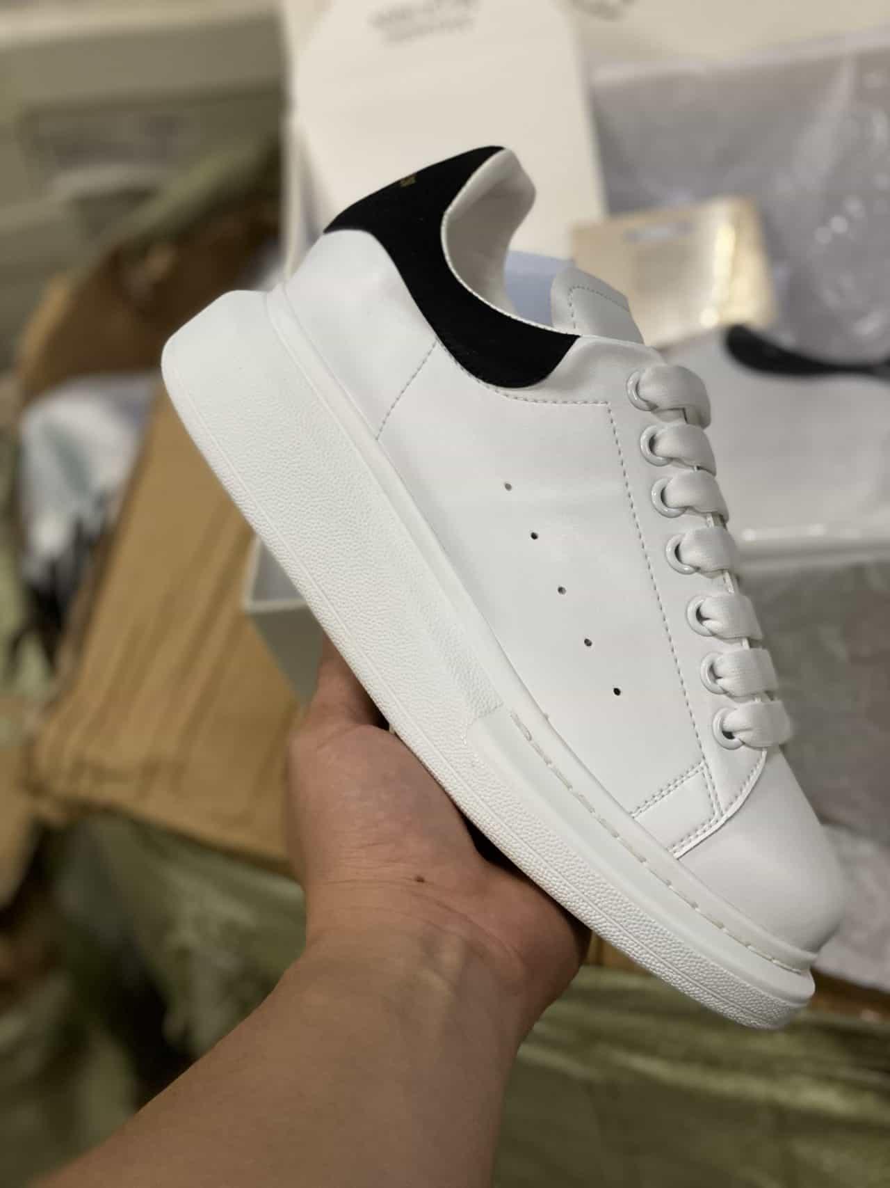 Mẫu giày nam mới nhất 2022 - Giày Alexander Mcqueen