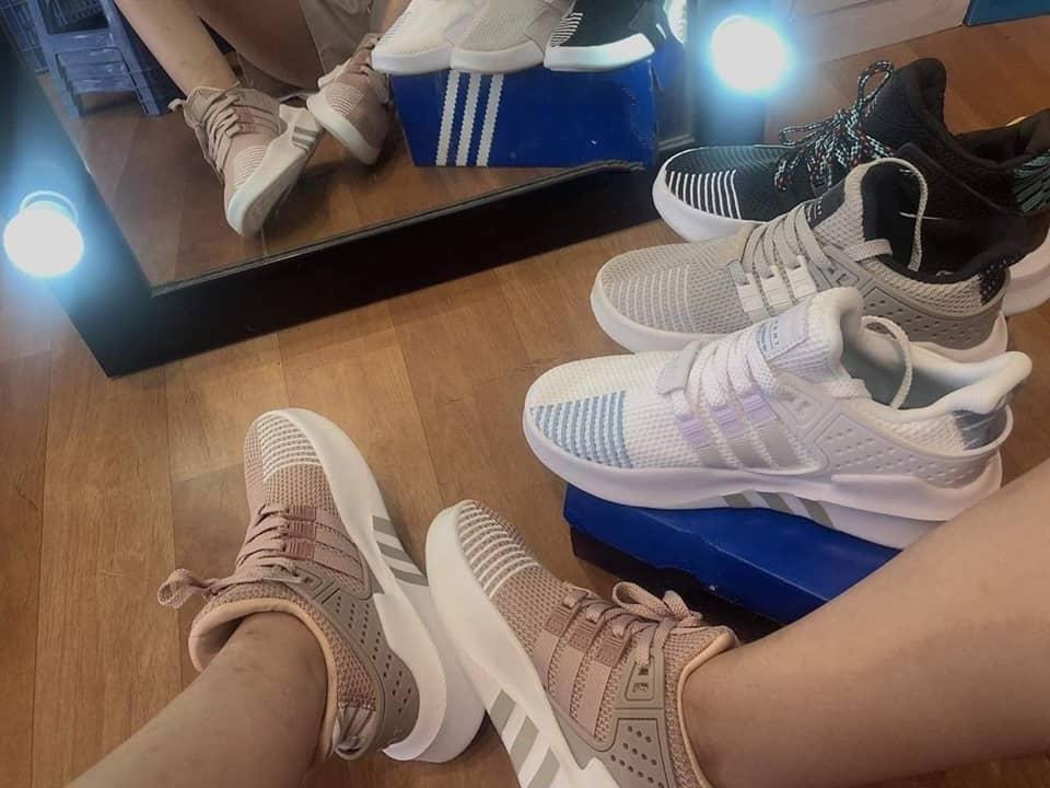 Mẫu mã giày thể thao nữ tại Coman Shop rất đa dạng