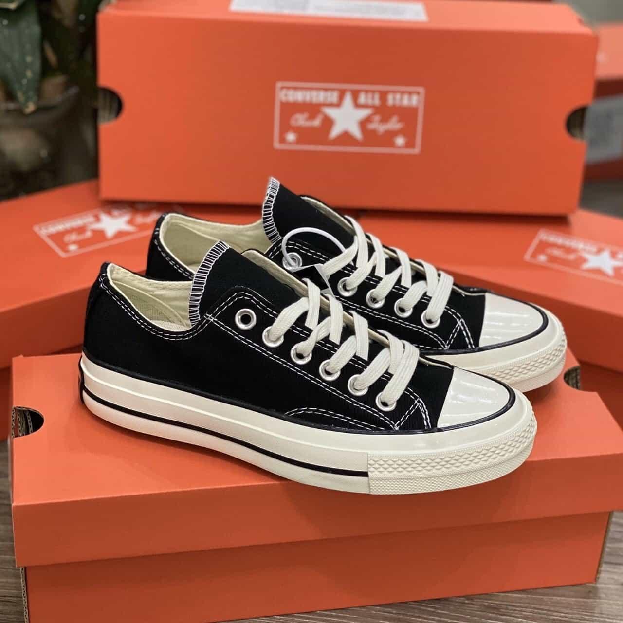 Converse là thương hiệu giày thể thao lâu đời trên thế giới