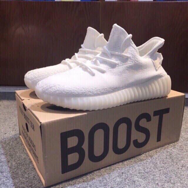 Giày yz 350 trắng rep 1:1