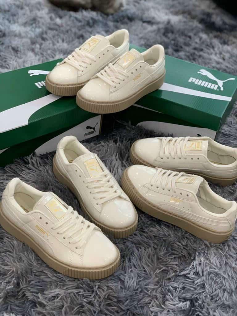 Puma là thương hiệu giày đến từ Đức