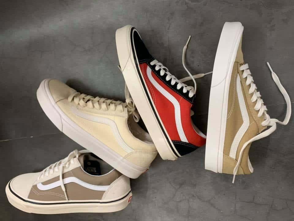 Sản phẩm được bán tại Just Sneaker Store cam kết 100% chính hãng