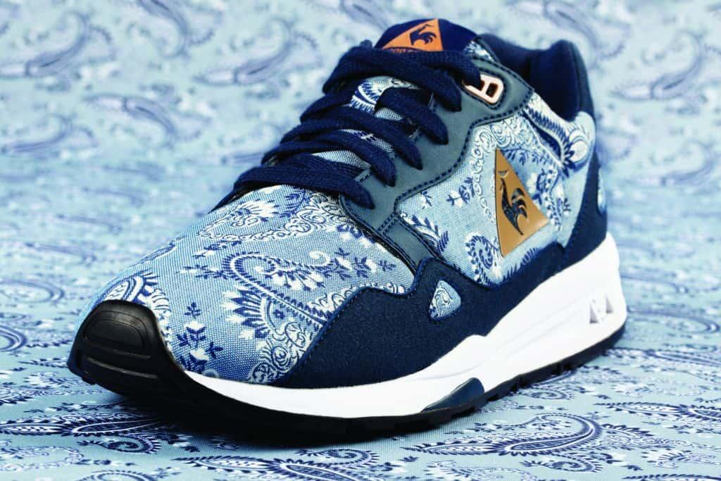 Giày LE COQ SPORTIF có chất lượng tốt và bảo vệ đôi chân tối đa