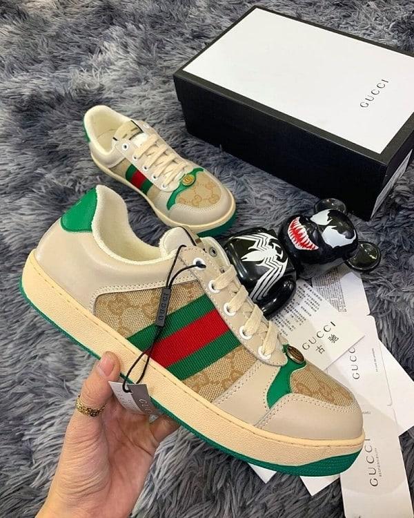 Giày Gucci Ace mang đến sự đẳng cấp trong phong cách khác biệt