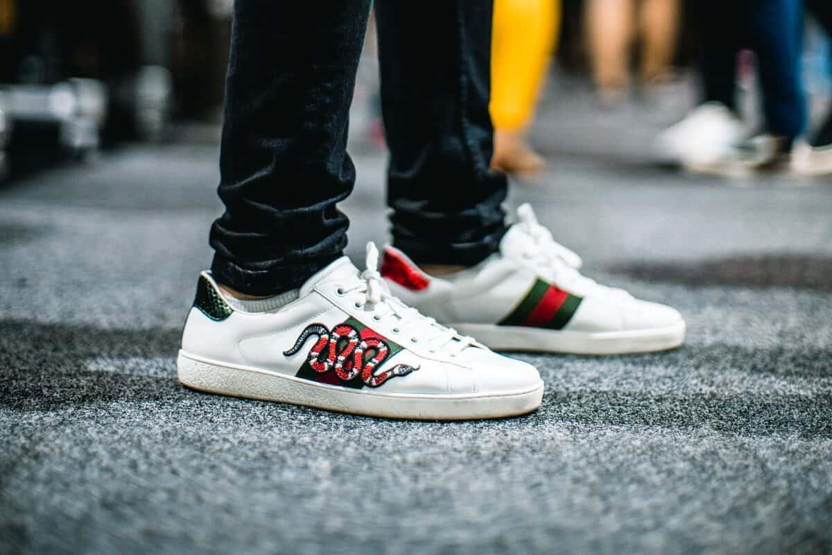 Giày Gucci Ace có nhiều phiên bản độc đáo, ấn tượng