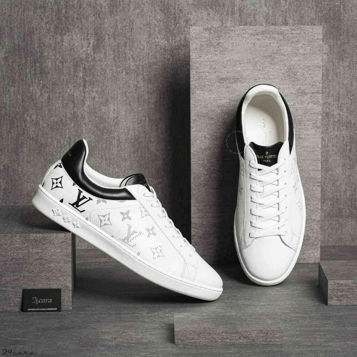 """Giày Louis Vuitton nhanh chóng """"cháy hàng"""" tại tất cả cửa hàng trên thế giới ngay khi ra mắt"""