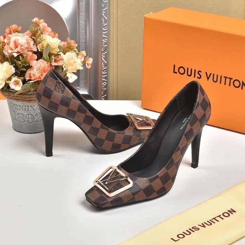 Thương hiệu Louis Vuitton không ngừng sáng tạo mang đến các bộ sưu tập giày cao gót đẳng cấp