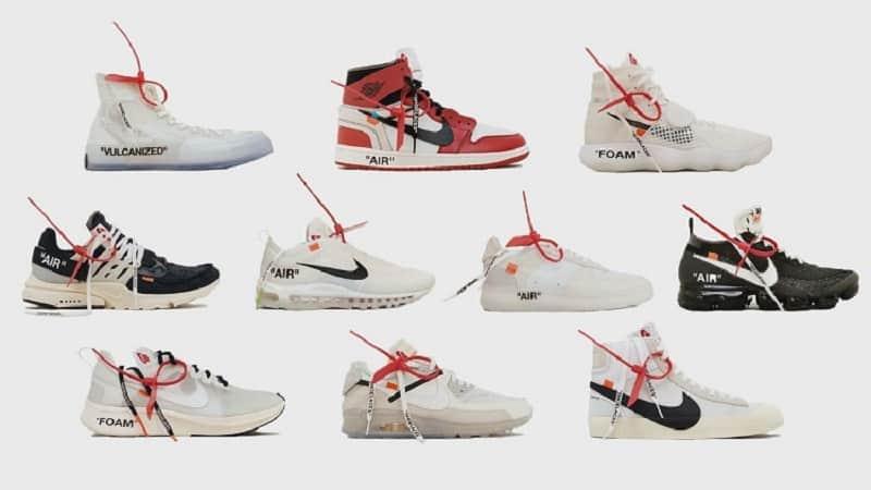 Thương hiệu Nike cho ra mắt nhiều phiên bản giày đẹp, hợp thời trang