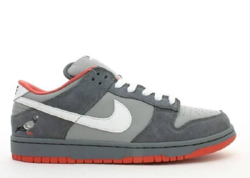 Giày NYC Pigeon có giá đắt hơn vài ngàn đô