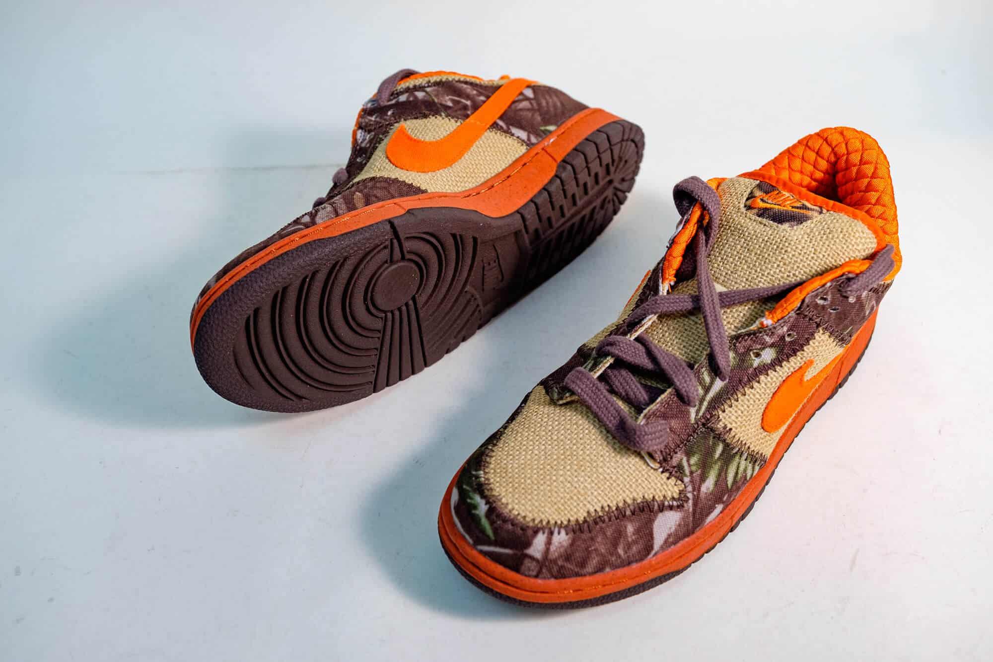 Đôi giày trượt ván có phong cách năng động, cá tính