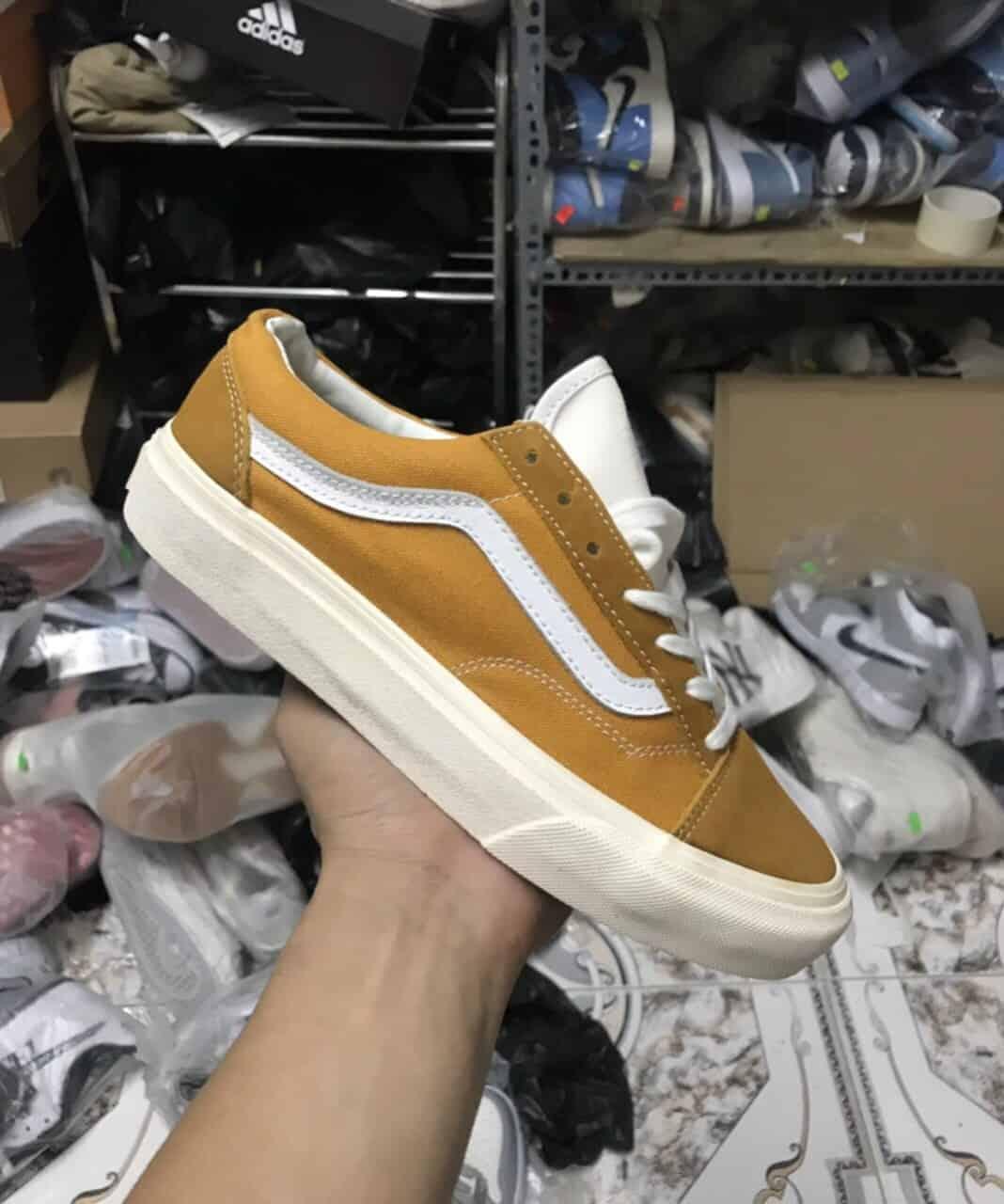 Giày Vans Style 36 Rep 1:1 sẽ giúp bạn thêm tự tin trong mọi bước đi