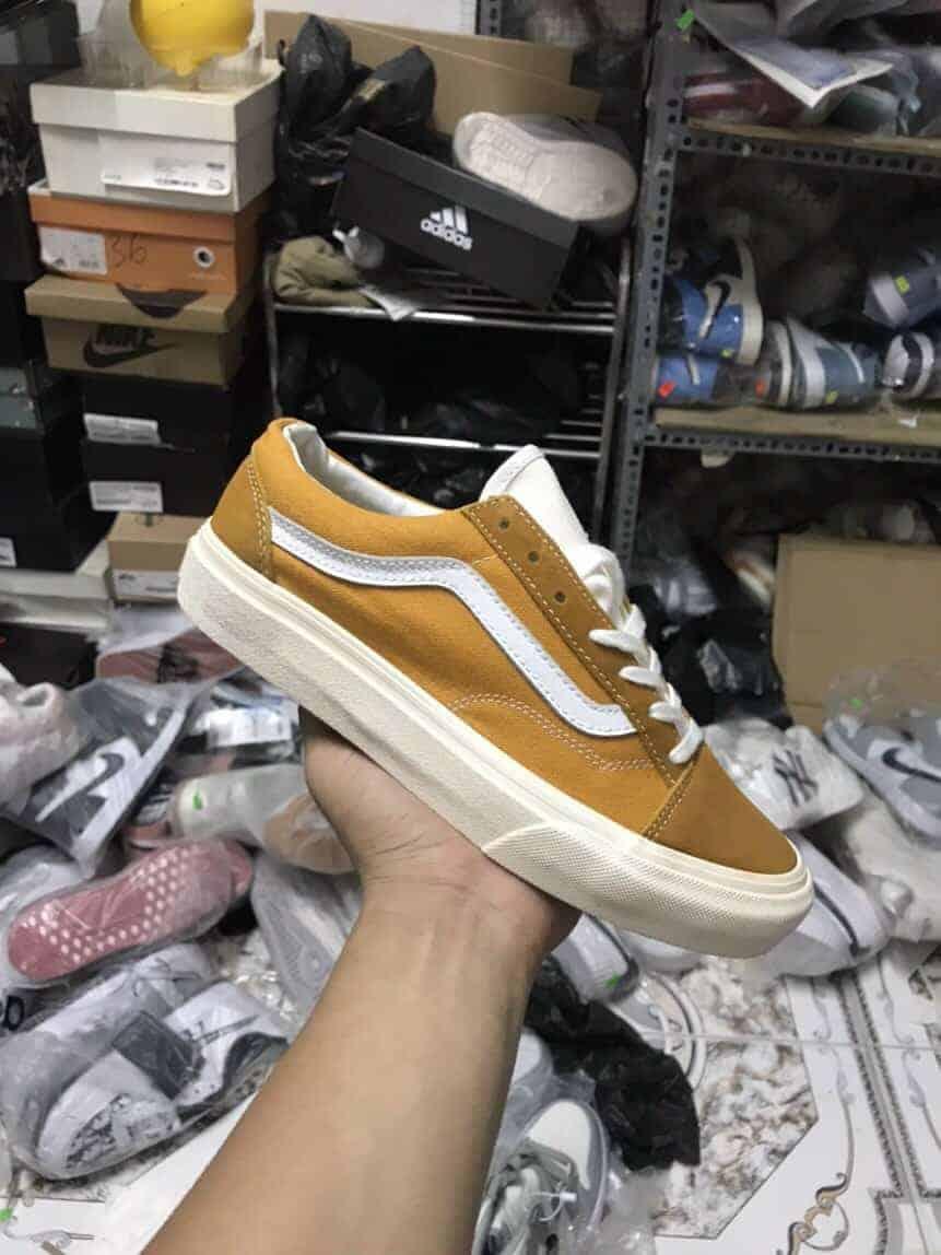 Giày Vans Style 36 Rep 1:1 giúp bạn thêm cá tính nhờ thiết kế độc đáo trong từng đường nét