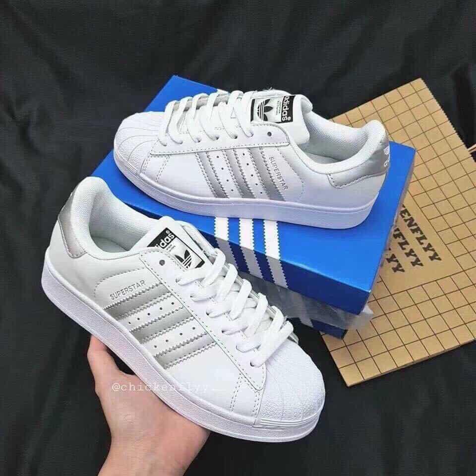 Superstar - Mẫu giày đặc biệt được các chị em yêu thích