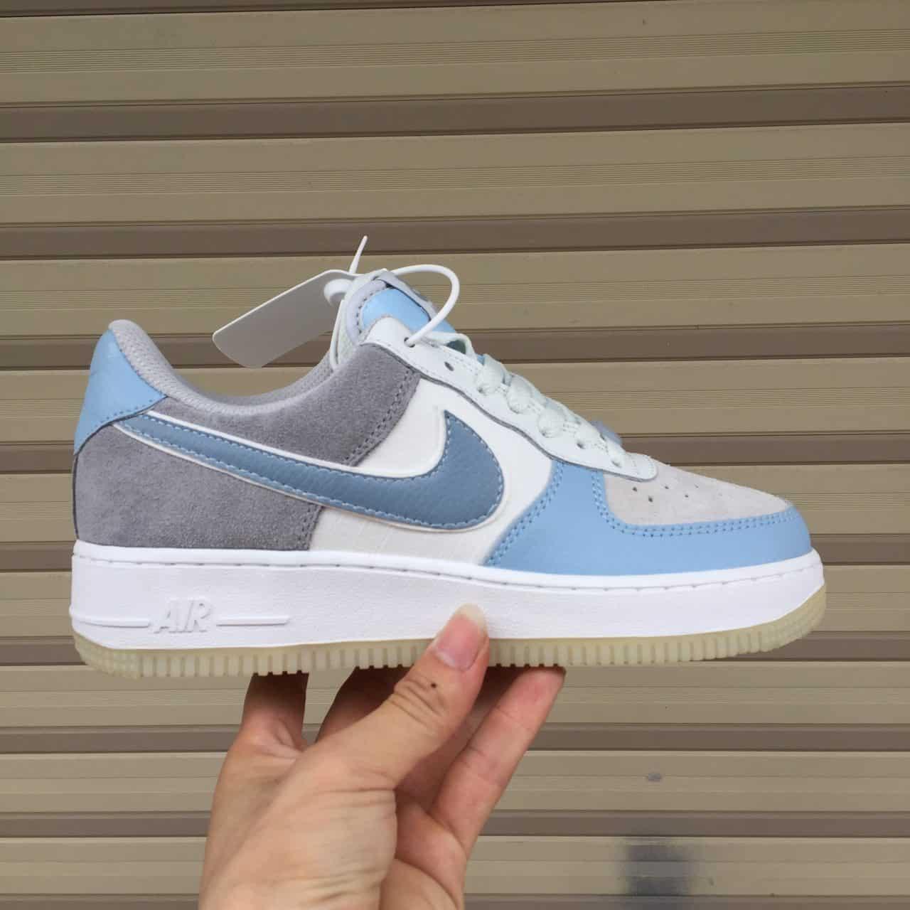 Giày Nike Air Force thiết kế phong cách nhẹ nhàng