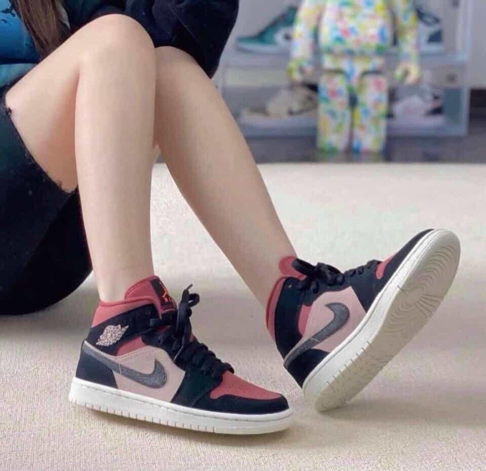 Giày Nike Air Jordan thể hiện phong cách cá tính